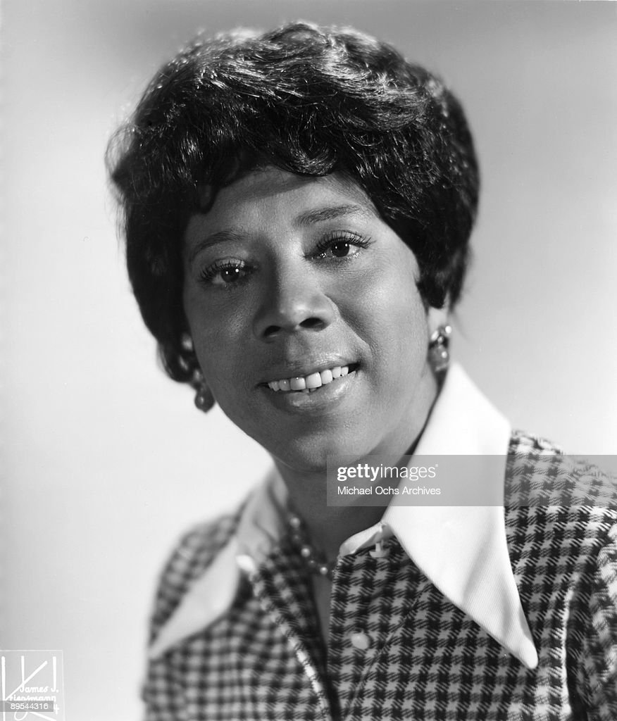 All-round athlete Althea Gibson poses for a portrait circa 1970 in New York City, New York.