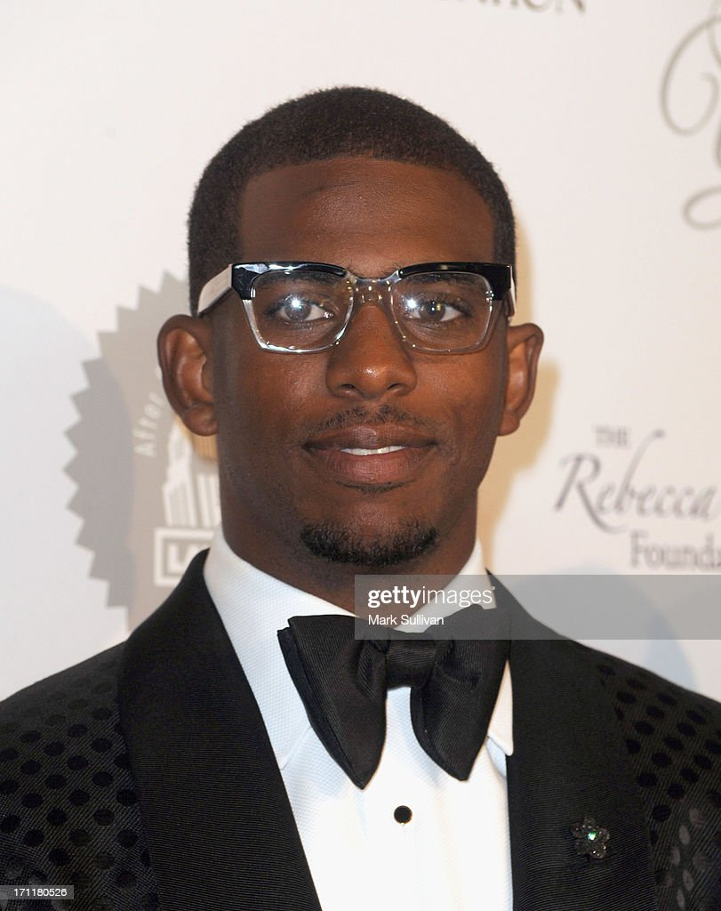 All-Star <a gi-track='captionPersonalityLinkClicked' href=/galleries/search?phrase=Chris+Paul&family=editorial&specificpeople=212762 ng-click='$event.stopPropagation()'>Chris Paul</a> attends LA's Best 25th Anniversary Gala at The Beverly Hilton Hotel on June 22, 2013 in Beverly Hills, California.