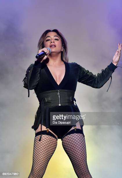 Ally Brooke of Fifth Harmony performs onstage during 1035 KTU's KTUphoria 2017 presented by ATT at Northwell Health at Jones Beach Theater on June 3...