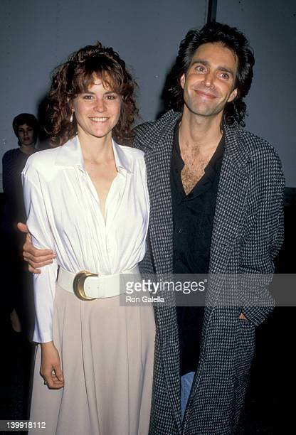 Ally Sheedy and Steve Ross at the Premiere of 'And God Created Woman' 20th Century Fox Studios Century City