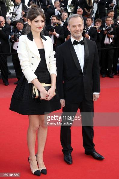 Alma Jodorowsky attends the Premiere of 'Cleopatra' during the 66th Annual Cannes Film Festival at the Palais des Festivals on May 21 2013 in Cannes...