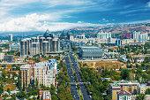 Almaty city, Kazakhstan? Central Asia