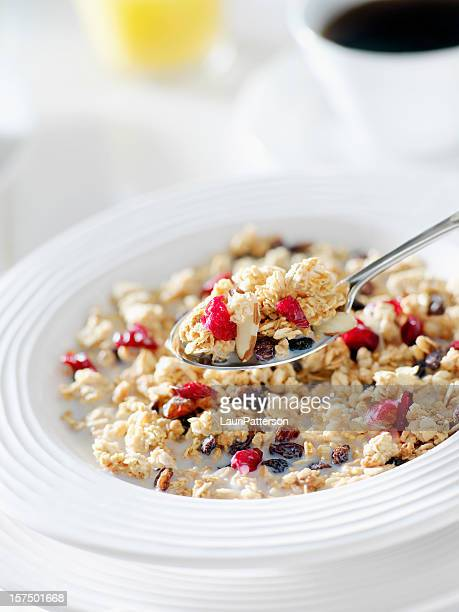 Almond & Cranberry Granola Cereal
