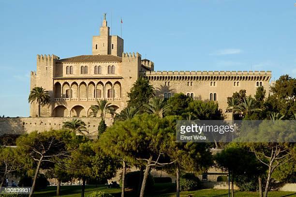 Almudaina Palace, Palma de Majorca, Spain