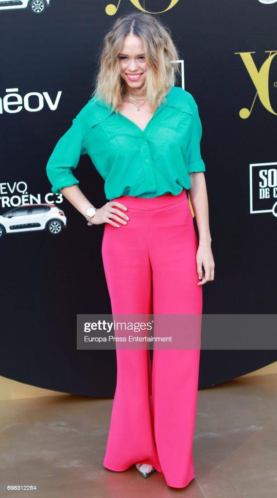 Almudena Lapique attends the 'Yo Dona' International Awards at the Palacio de los Duques de Pastrana on June 19, 2017 in Madrid, Spain.