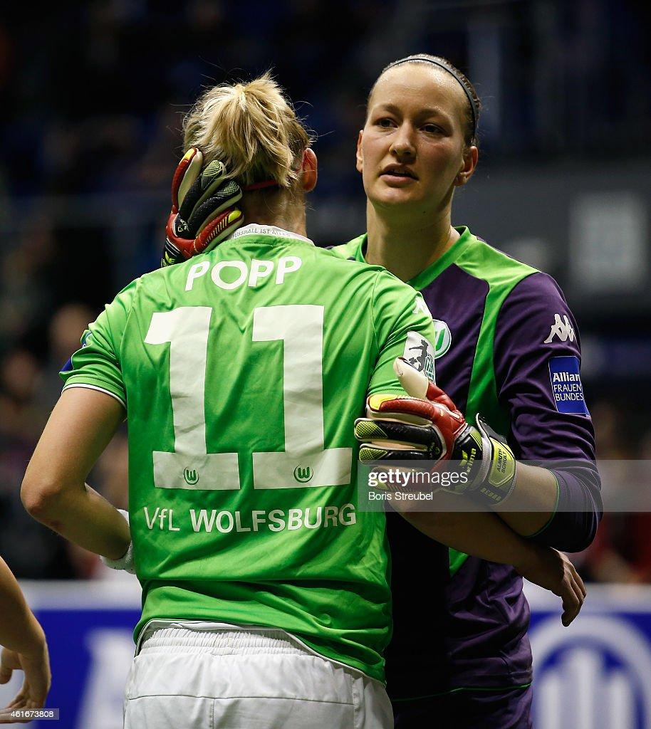 DFB Women's Indoor Football Cup 2015