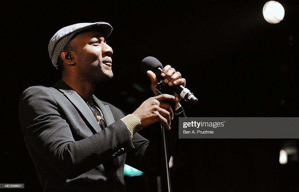 <a gi-track='captionPersonalityLinkClicked' href=/galleries/search?phrase=Aloe+Blacc&family=editorial&specificpeople=4340598 ng-click='$event.stopPropagation()'>Aloe Blacc</a> performs at the Microsoft Wrap Party on day four of Advertising Week Europe held at KOKO on April 3, 2014 in London, England.