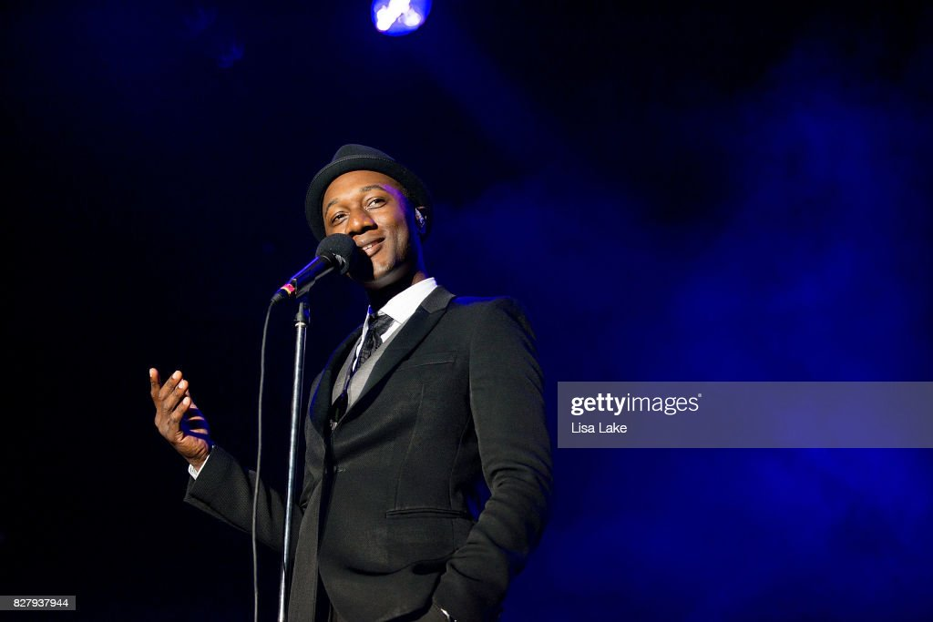 Aloe Blacc In Concert - Bethlehem, Pennsylvania