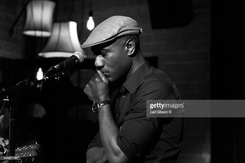 <a gi-track='captionPersonalityLinkClicked' href=/galleries/search?phrase=Aloe+Blacc&family=editorial&specificpeople=4340598 ng-click='$event.stopPropagation()'>Aloe Blacc</a> rehearses at No Excuse Studio on June 30, 2016 in Santa Monica, California.