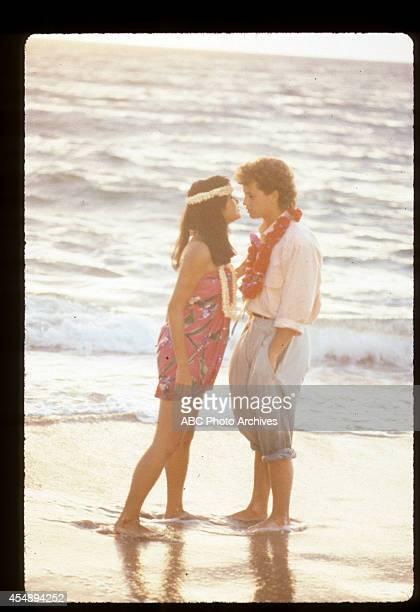PAINS 'Aloha' Airdate September 18 1987 KELLY HU KIRK