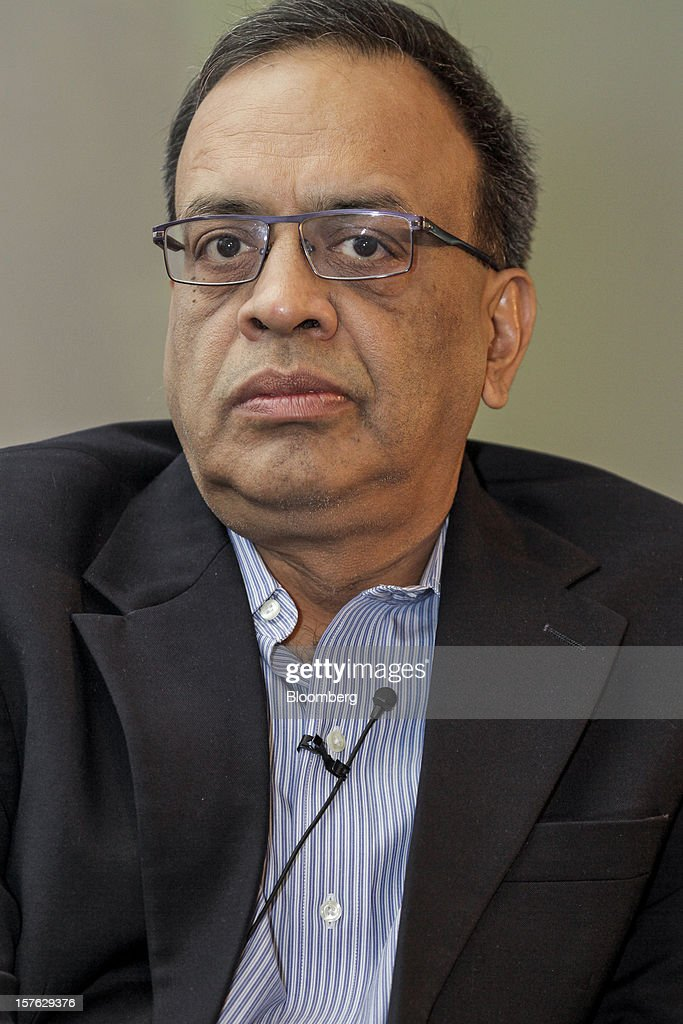 Alok Agarwal, chief financial officer of Reliance Industries Ltd., attends the PwC CFO Conclave in Mumbai, India, on Wednesday, Dec. 5, 2012. Now is the best time for making investments as costs are 20-30% lower than 2-3 years ago, Agarwal said. Photographer: Dhiraj Singh/Bloomberg via Getty Images