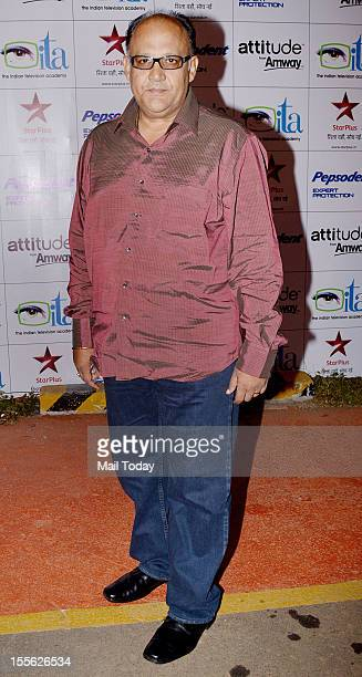 Alok Nath during Indian Television Academy Awards 2012 held in Mumbai on November 4 2012