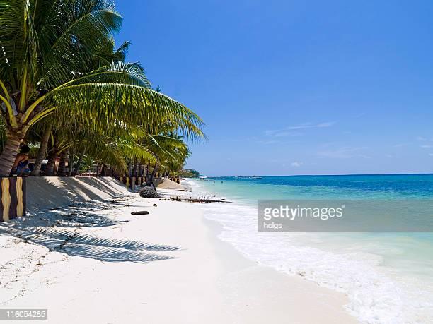 Alona Beach on Bohol Island