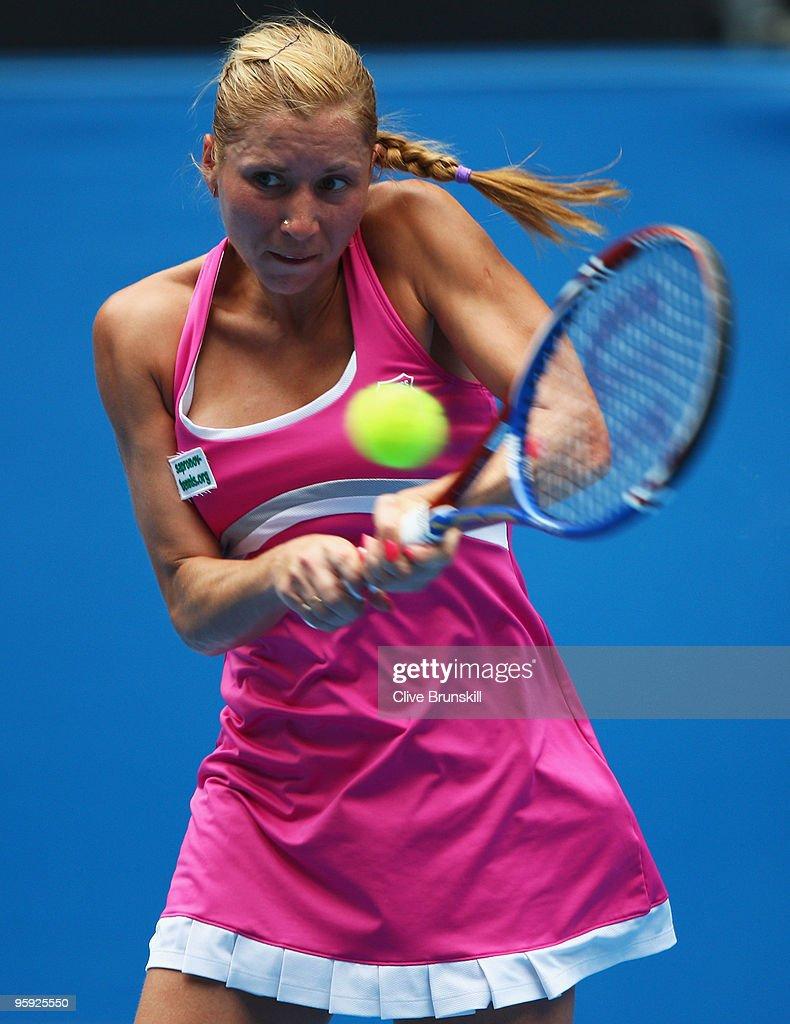 2010 Australian Open - Day 5