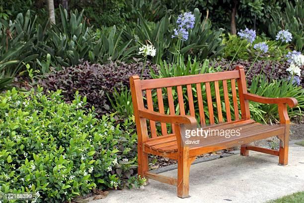 スタンドアロンのベンチ