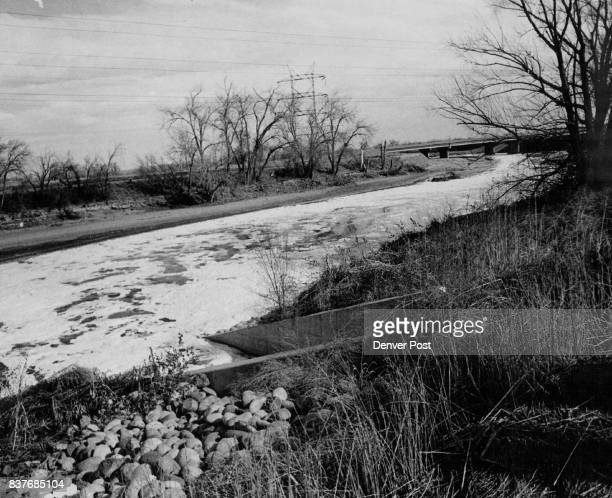 FEB 14 1970 FEB 17 1970 NOV 21 1970 NOV 22 1970 ***** Along Behind The Pumping Station The South Platte River Literally Foams At Amount Of Detergent...