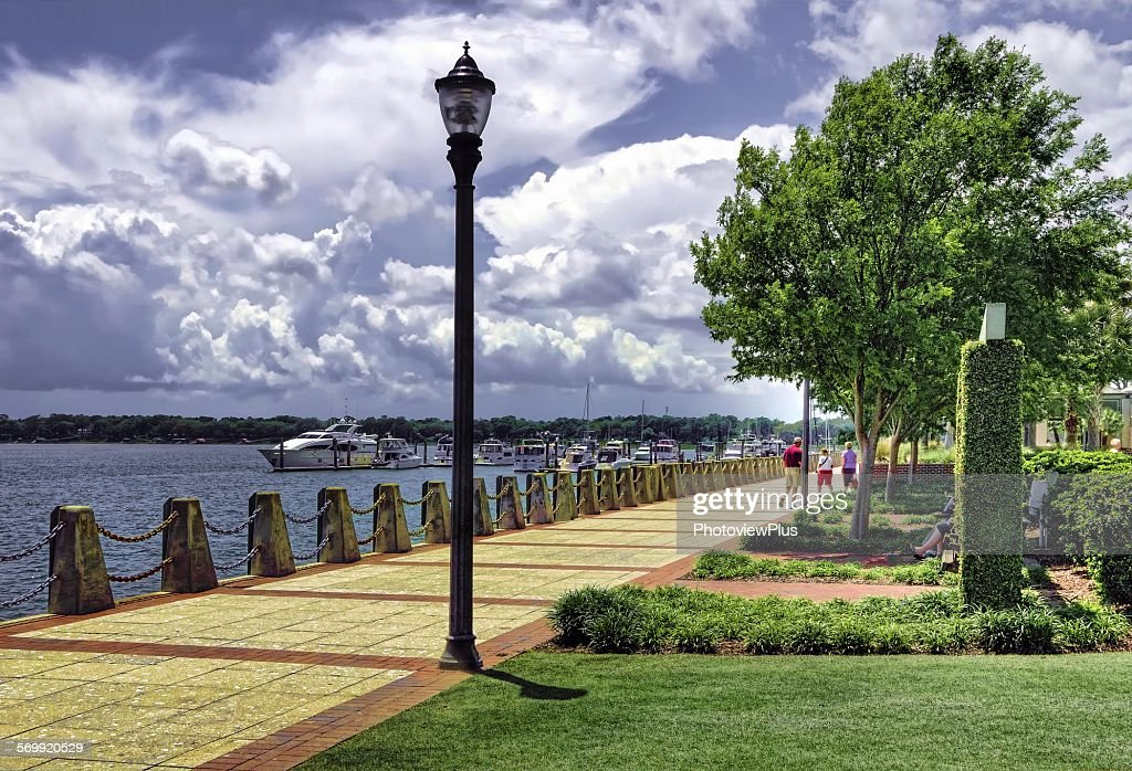 Along the River in Beaufort