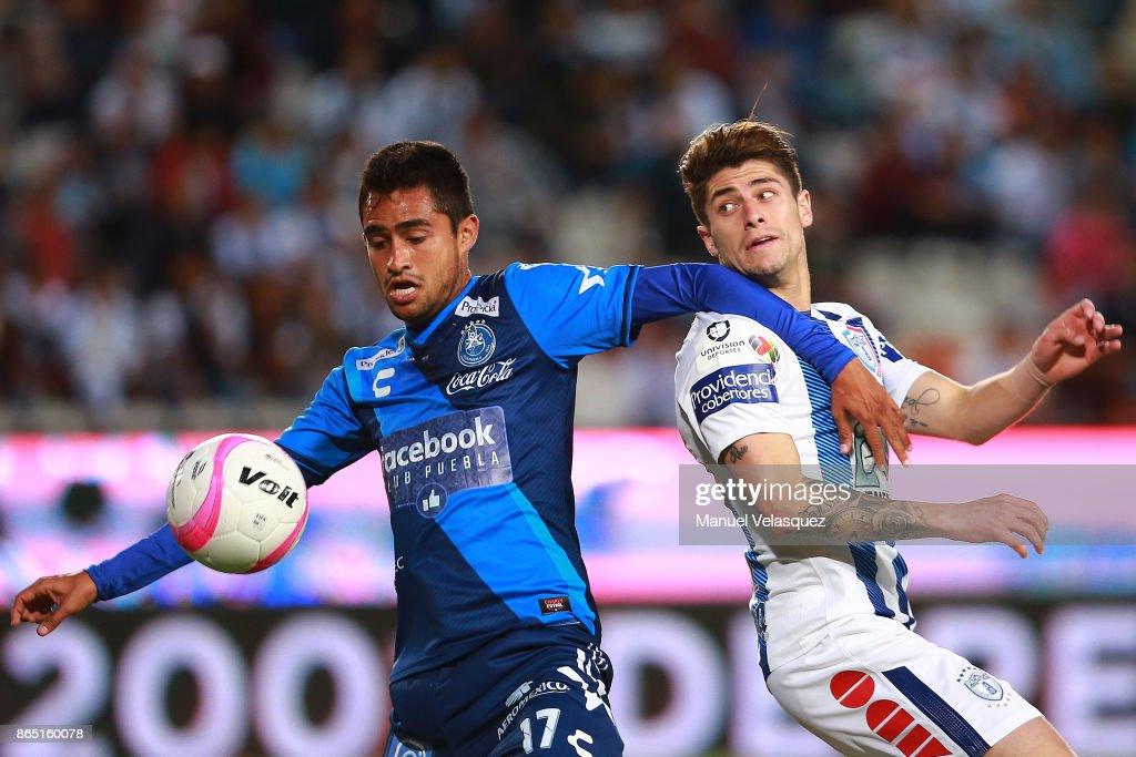 Pachuca v Puebla - Torneo Apertura 2017 Liga MX