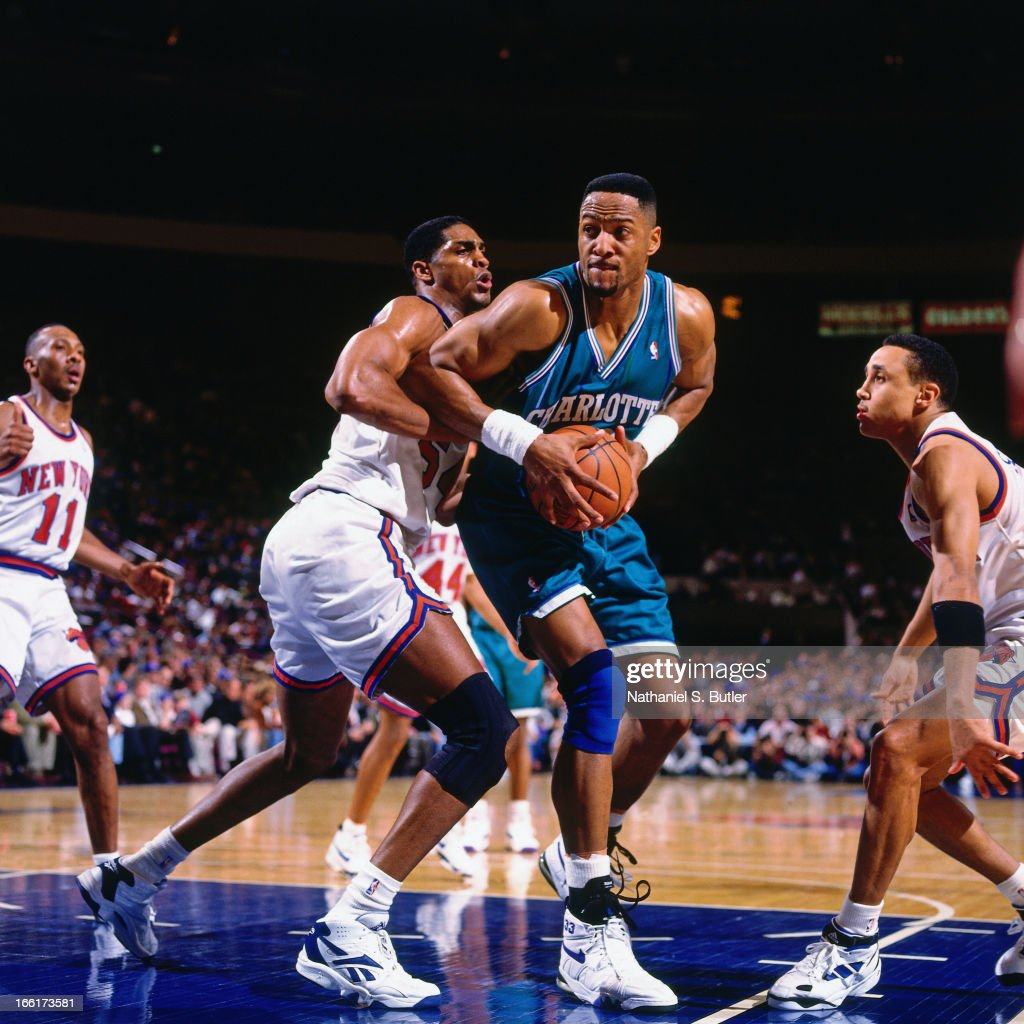 New York Knicks v Charlotte Hornets