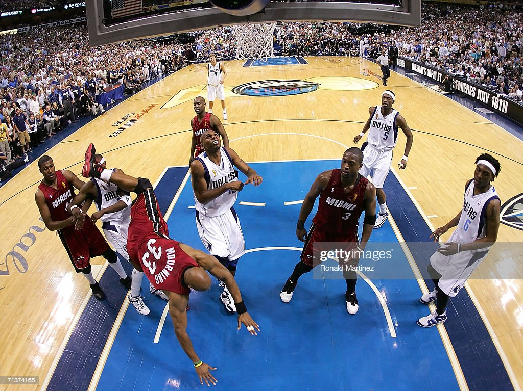 Miami Heat v Dallas Mavericks Game 6