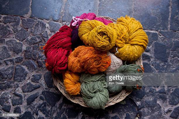 Alpaca Yarn, Center for Traditional Textiles, Cusc