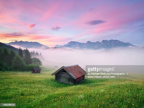 Alpen Glory - Karwendel