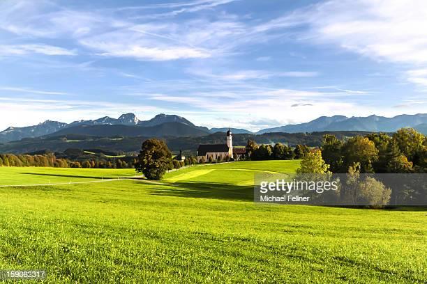 Alpes in Bavaria