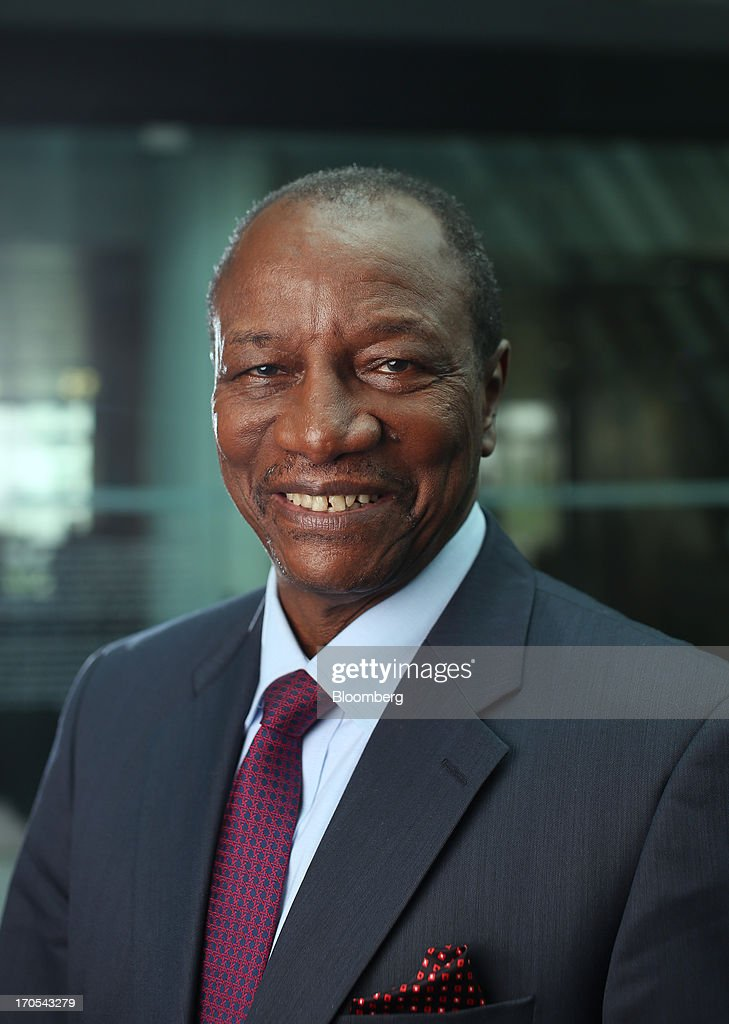 Interview With Guinea's President Alpha Conde