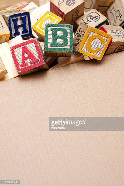 Alphabet Blocks (XXL)