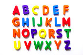magnetic letters toys