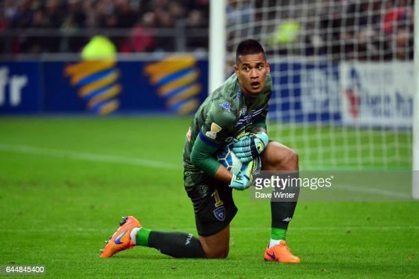 Alphonse AREOLA Bastia / PSG Finale de la Coupe de la Ligue 2015 Photo Dave Winter / Icon Sport