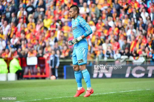 Alphonse Areola Lens / Niort 32eme journee de Ligue 2 Photo Dave Winter / Icon Sport