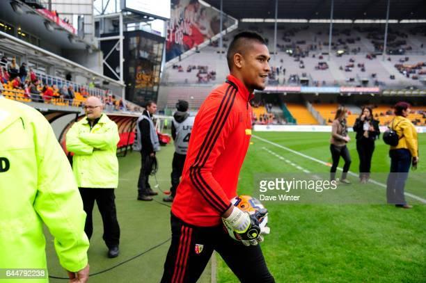 Alphonse AREOLA Lens / Nancy 34eme journee de Ligue 2 Photo Dave Winter / Icon Sport