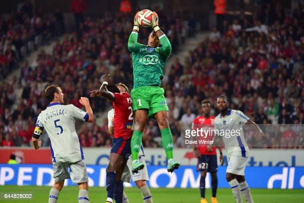 Alphonse AREOLA Lille / Bastia 8eme journee de Ligue 1 Photo Dave Winter / Icon Sport