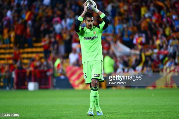Alphonse AREOLA Lens / Troyes 5e journee Ligue 2 Photo Dave Winter / Icon Sport