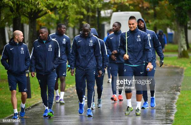 Alphonse AREOLA / Groupe France Entrainement Equipe de France Clairefontaine Photo Dave Winter / Icon Sport