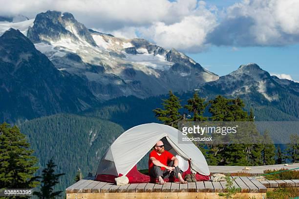 Alpine Camping