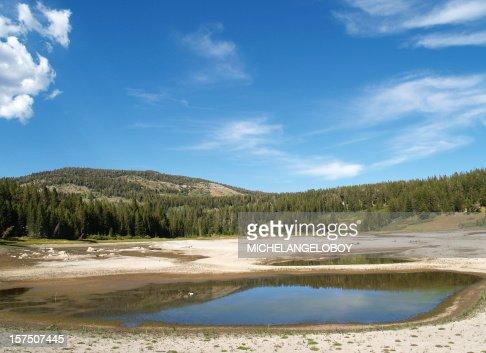 Alpine Drought