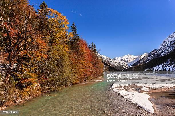 Alpine Fall