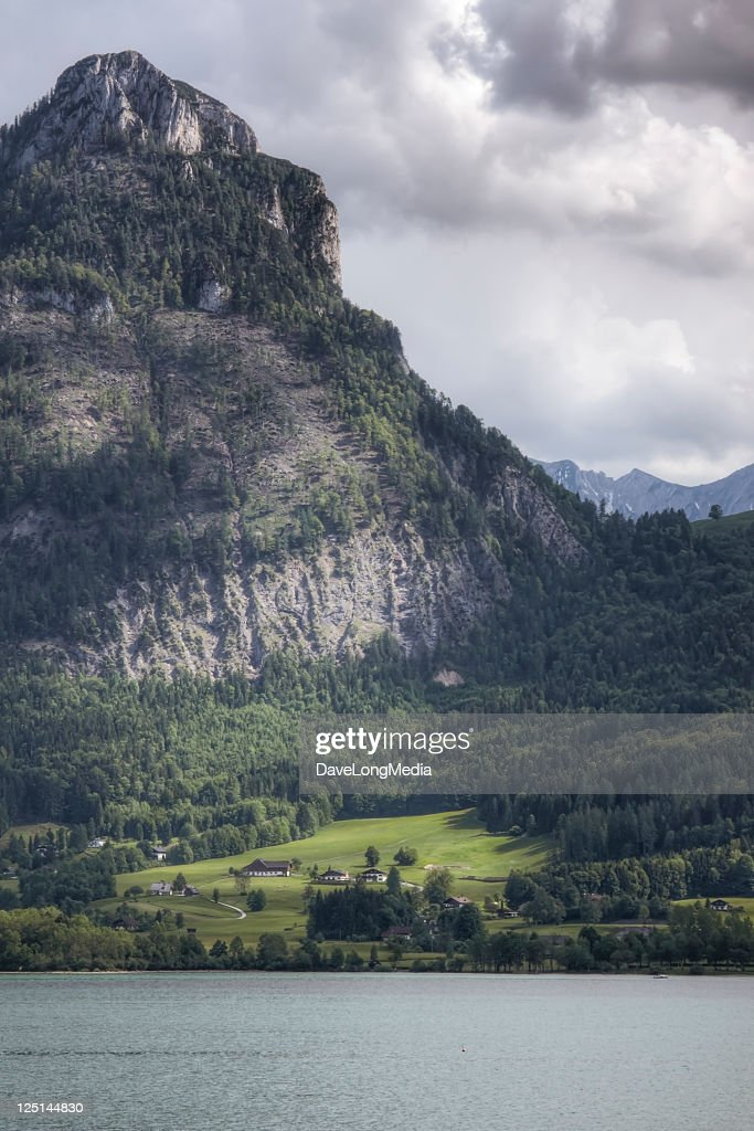 Alpine Scenic : Stock Photo