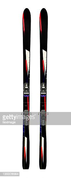 Alpine Skis Vertical