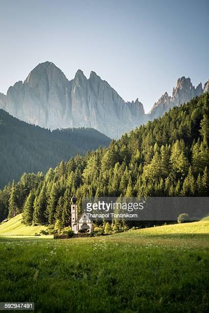 Alps di Funes (Villnoss) , Dolomites , Italy