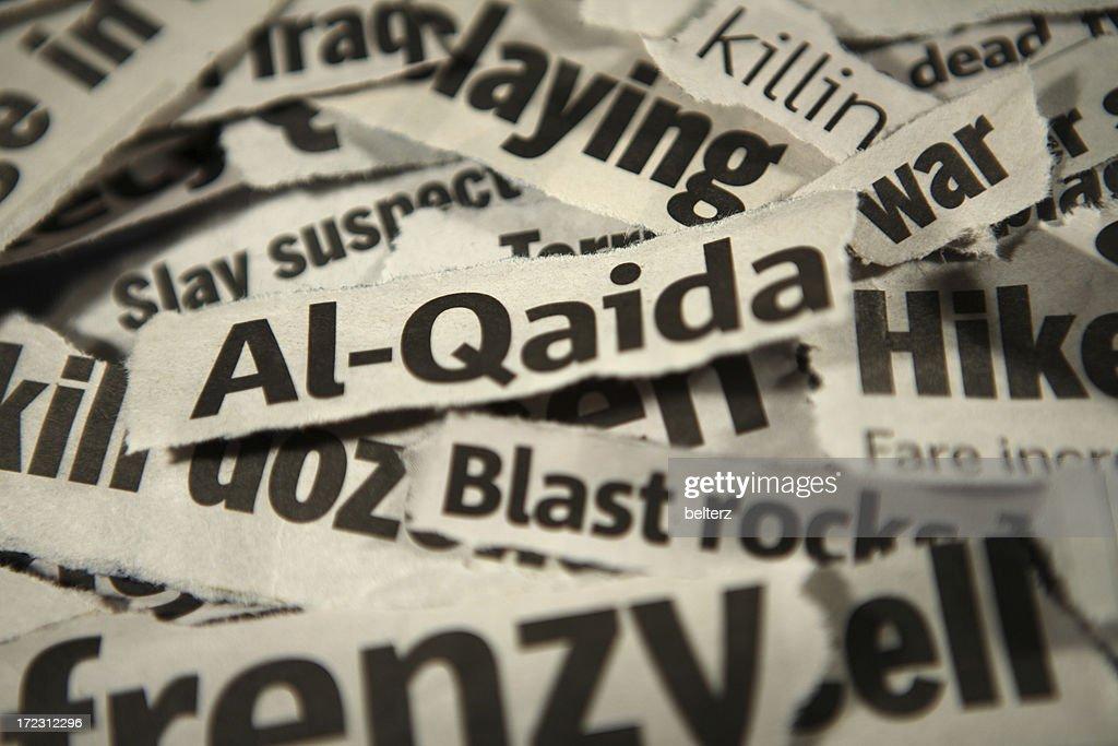 al-qaida : Stock Photo