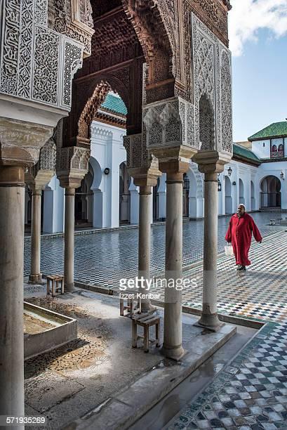 Al-Qarawiyyin Mosque and university in Fes