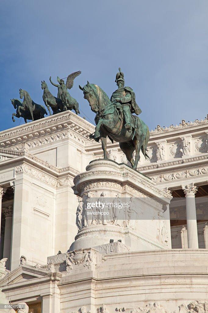 Altare della Patria : Stock Photo