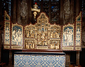 Altarpiece in Ely Cathedral