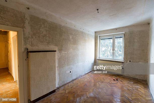 Alte Wohnung Symbolfoto für Wohnungsauflösung Wohnungssuche und Sanierungsbedarf