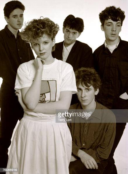 Altered Images Album Shoot Pictures | Getty Images