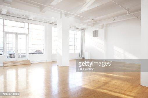 alternate angle of large bar room