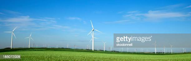 Alternative Energy Windmill Farm